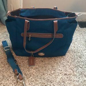 Coach diaper bag/carryon bag